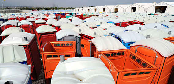 Champion Portable Toilets in Coon Rapids,  MN